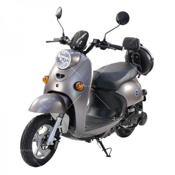 Електрически скутер тип Ретро стил с висока мощност от 1200W - MOTOR8 4