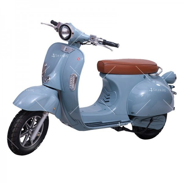 Класически ретро електрически скутер с мощност 1200 W - MOTOR9 1