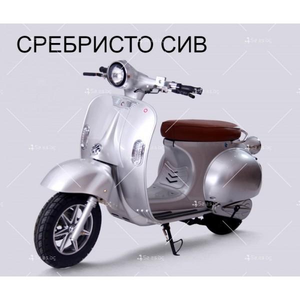 Класически ретро електрически скутер с мощност 1200 W - MOTOR9 5