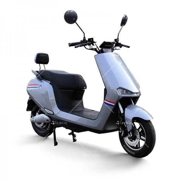 Електрически скутер с 72v20a литиева батерия и мощност 1200W - MOTOR10 2
