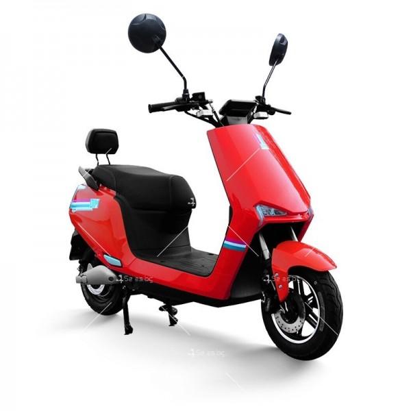 Електрически скутер с 72v20a литиева батерия и мощност 1200W - MOTOR10 3