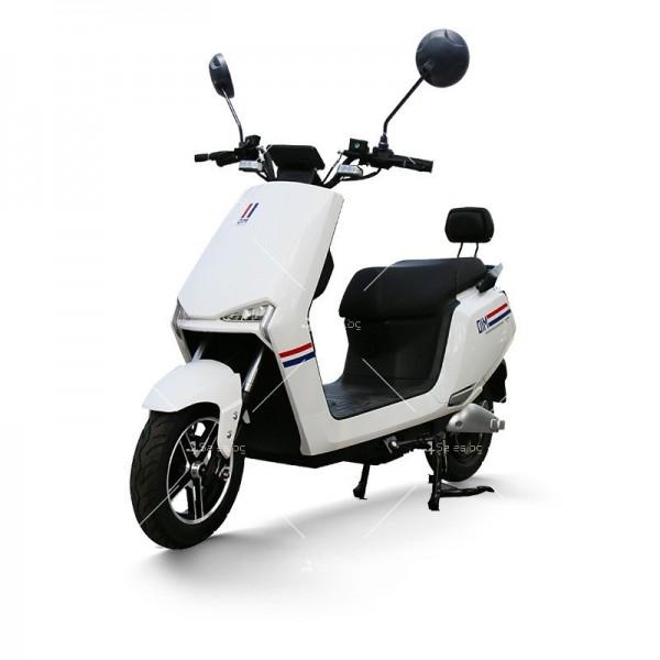 Електрически скутер с 72v20a литиева батерия и мощност 1200W - MOTOR10 5