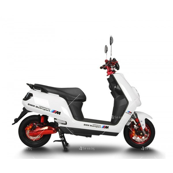 Универсален електрически скутер с мощност 1200W в различни цветове - MOTOR11 4