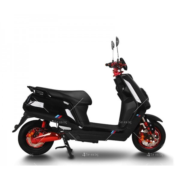 Универсален електрически скутер с мощност 1200W в различни цветове - MOTOR11 6