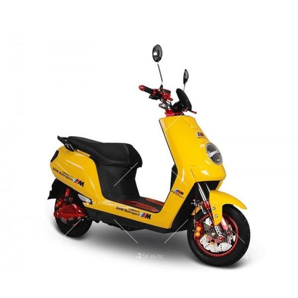 Универсален електрически скутер с мощност 1200W в различни цветове - MOTOR11 7