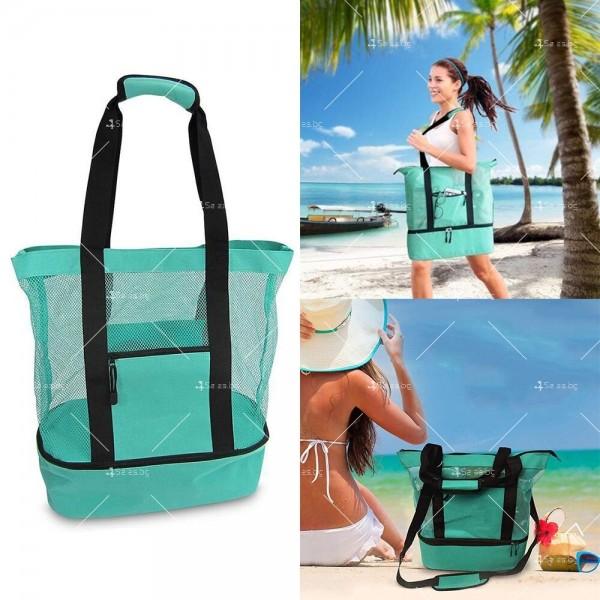 Охлаждаща чанта за пикник 3