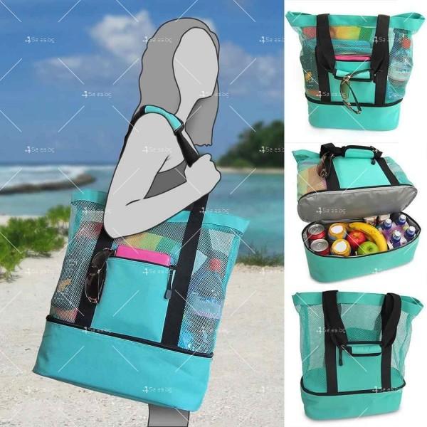 Охлаждаща чанта за пикник 2
