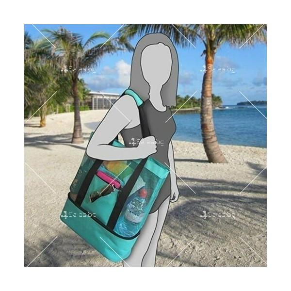 Охлаждаща чанта за пикник