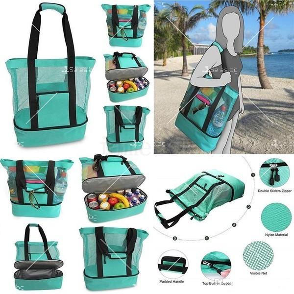 Охлаждаща чанта за пикник 7