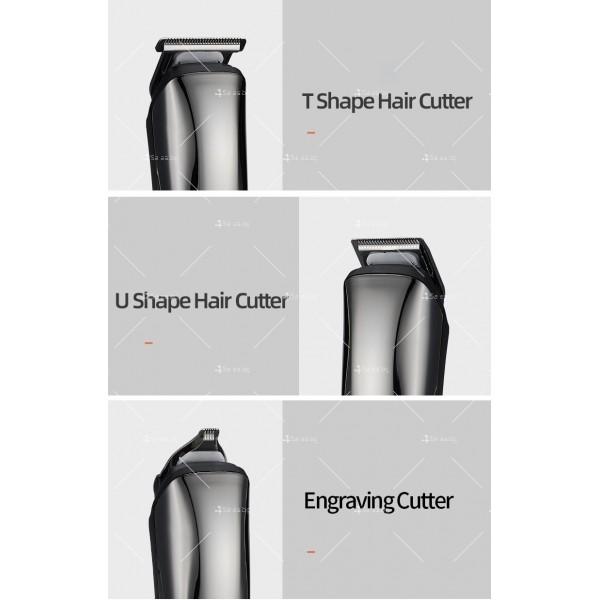 Многофункционална машинка за подстригване на коса 6 в 1 SHAV10 6