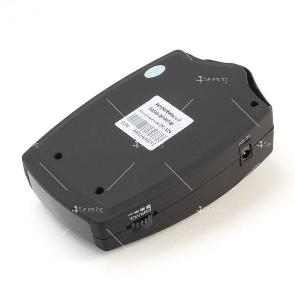 Детектор за ранно предупреждение модел SHO-ME STR-525 AC92 2