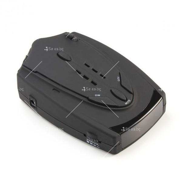 Детектор за ранно предупреждение модел SHO-ME STR-525 AC92 6
