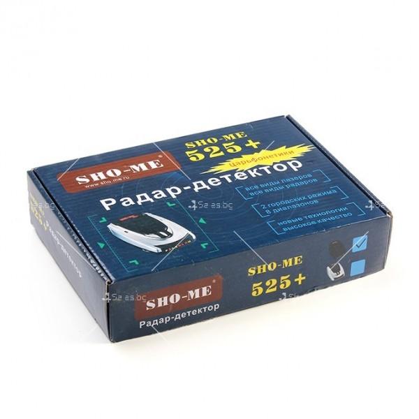 Детектор за ранно предупреждение модел SHO-ME STR-525 AC92 7