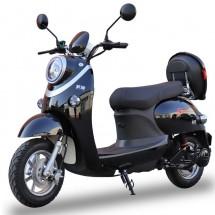 Скутер с електрическо задвижване в ретро стил с мощност 800W - MOTOR13