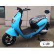 Унисекс електрически скутер 72V20A и мощност 1000W - MOTOR6 13
