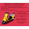 Унисекс електрически скутер 72V20A и мощност 1000W - MOTOR6 14