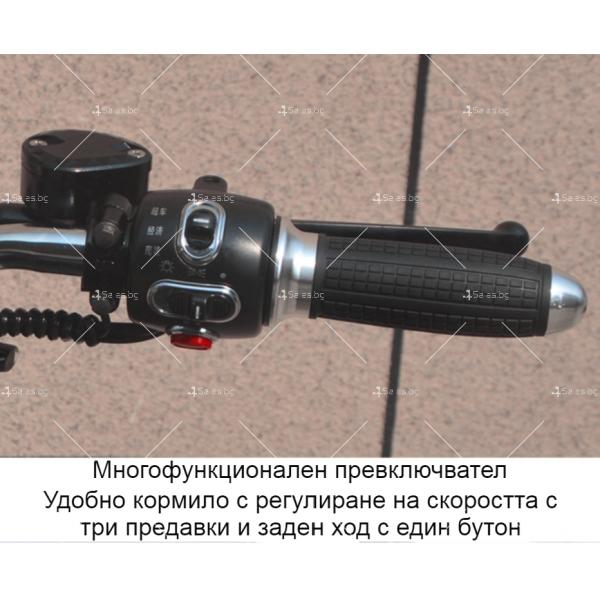 Унисекс електрически скутер 72V20A и мощност 1000W - MOTOR6 20