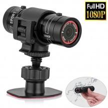 Водоустойчива спортна камера с FULL HD резолюция DV Camera Camcorder Car DVR
