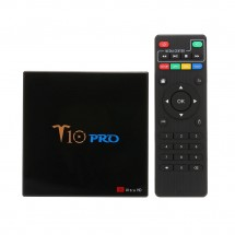 ТВ бокс T10 PRO Amlogic S905X2 с Android 8.1, LED дисплей, 4K, 4GB