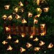Светещи гирлянди със соларно захранвани CutesyBee 4