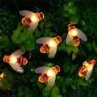 Светещи гирлянди със соларно захранвани CutesyBee 6