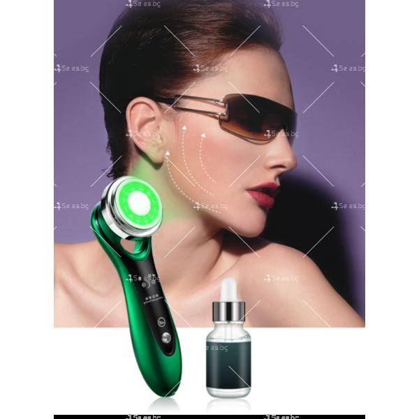Масажор с електро мускулна стимулация и цветна светлина TV623 12