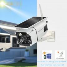WiFi IP Камера CCTV 1/4 Inch 2MP 1080P Слънчево /соларно/ захранване