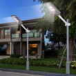 Соларна водоустойчива LED лампа за открито 40W с детектор за движение H LED18-2B 4