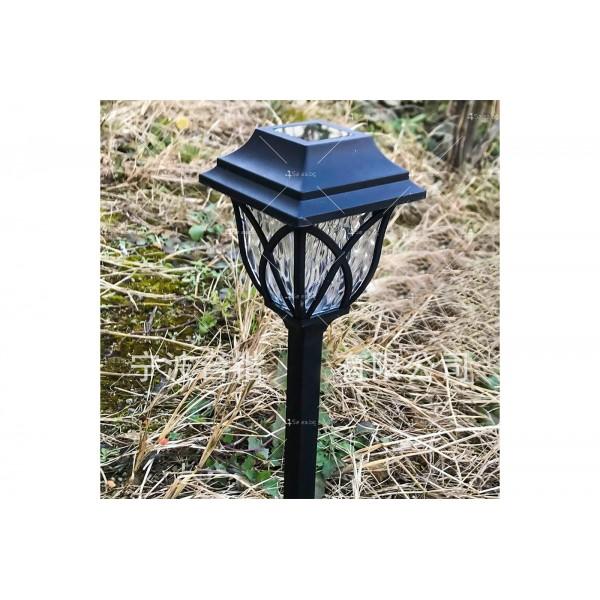 Комплект 6 броя соларни лампи за осветяване на алеи и пътеки в градината H LED32 3