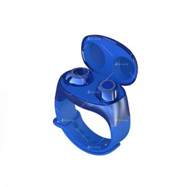Интелигентни водоустойчиви Bluetooth 5.0 Слушалки с кутия за захранване EP17 3