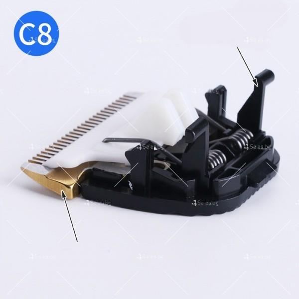 Електрическа машинка и тример за подстригване на домашни любимци SHAV12 1