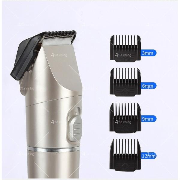 Електрическа машинка и тример за подстригване на домашни любимци SHAV12 10