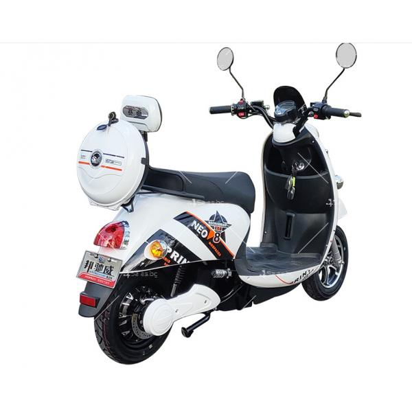 Електрически скутер тип Ретро стил с висока мощност от 1200W - MOTOR8 21