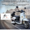 Електрически скутер тип Ретро стил с висока мощност от 1200W - MOTOR8 27