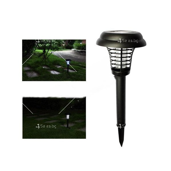 Соларна градинска лампа 3