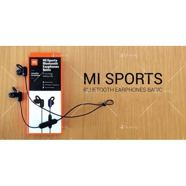 Аудио слушалки Mi Sports Bluetooth Earphones Basic 4