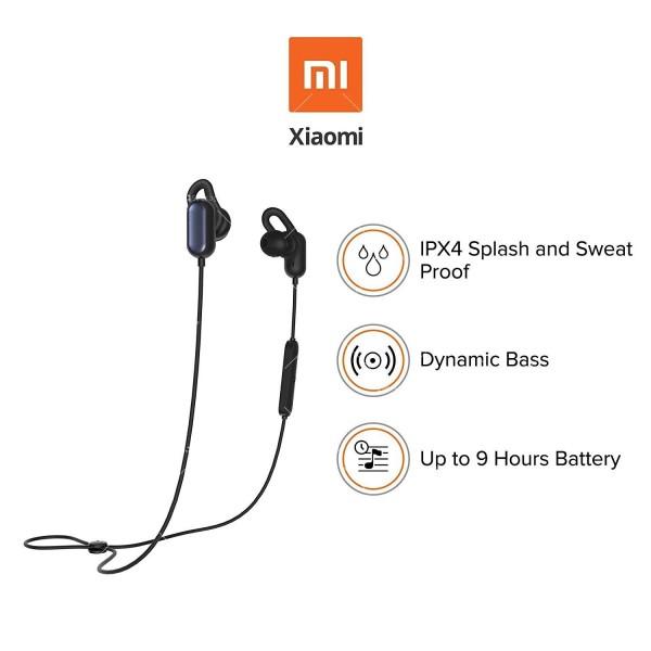 Аудио слушалки Mi Sports Bluetooth Earphones Basic 3