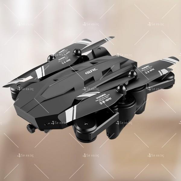 Сгъваем дрон с 4K HD заснемане и професионален GPS - DRON P1 22