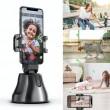 Портативна селфи стойка 360 градусова стойка за камера – робот 12