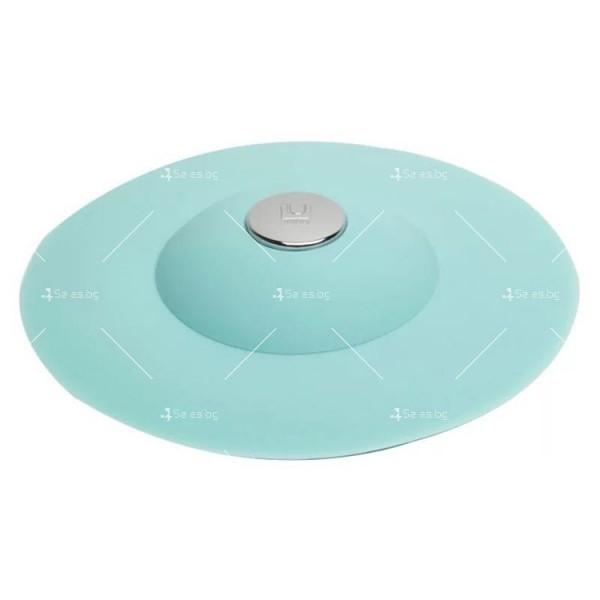 Запушалка за сифона на мивка с кръгъл отвор изработени от ТПЕ - TV599 2