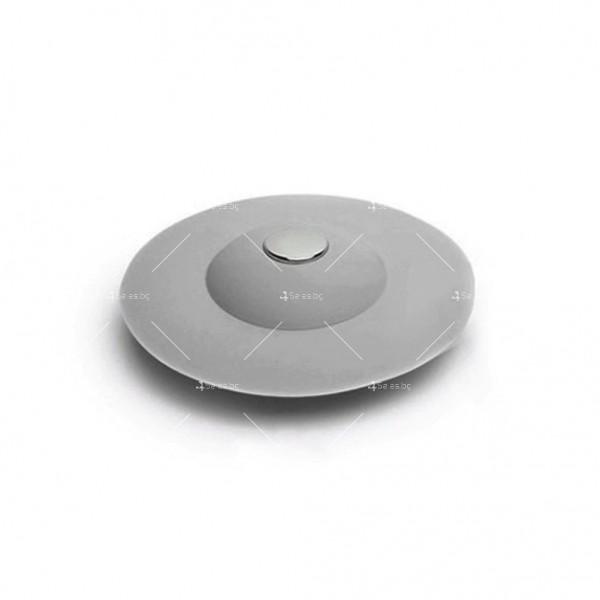 Запушалка за сифона на мивка с кръгъл отвор изработени от ТПЕ - TV599 9