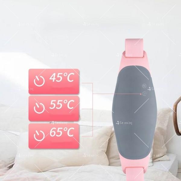 Вибрационен масажен колан със затопляща функция TV594 11