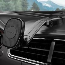 Магнитна поставка за телефон, с ъгъл на въртене 360° и 180° за автомобил ST2