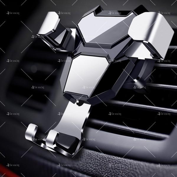 Стойка за мобилни устройства за автомобил с щипка ST6 1