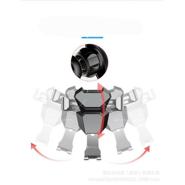 Стойка за мобилни устройства за автомобил с щипка ST6 11