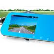Видеорегистратор огледало за задно виждане батерия 300mAh и камера -5Mpx AC1 4