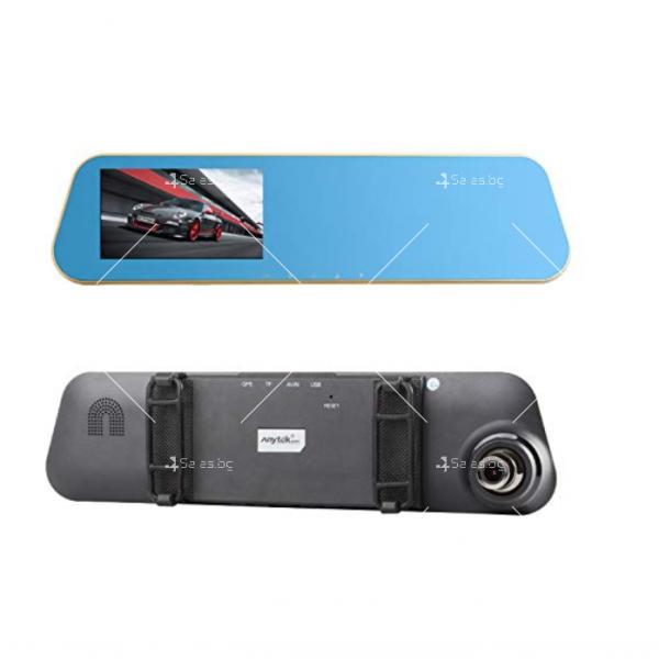 Видеорегистратор огледало за задно виждане батерия 300mAh и камера -5Mpx AC1