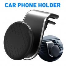 Стойка за мобилни и GPS устройства за автомобил с магнит и щипка ST9