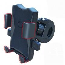 Стойка за мобилни и GPS устройства за кормилото на мотоциклети и велосипеди ST11