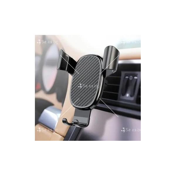 Стойка за GPS и мобилни устройства с възможност за 2 различни закрепвания ST19 8